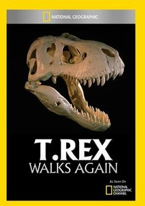 T Rex Walks Again