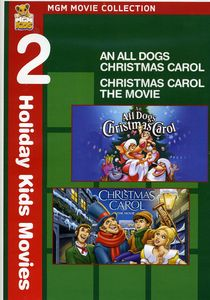 All Dogs Christmas Carol & Christmas Carol