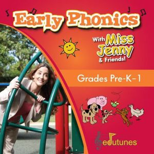 Early Phonics with Miss Jenny & Friends