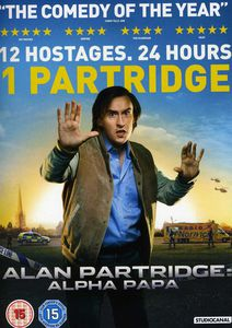 Alan Partridge: Alpha Papa [Import]