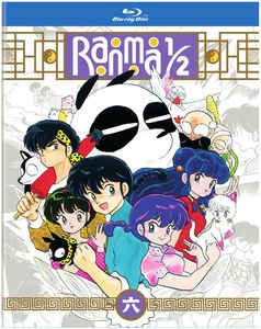 Ranma 1/ 2 - TV Series Set 6 (Standard Edition)