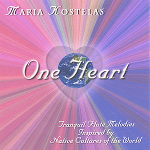 One Heart: Healing Native and Classical Flute Melodies For Stress