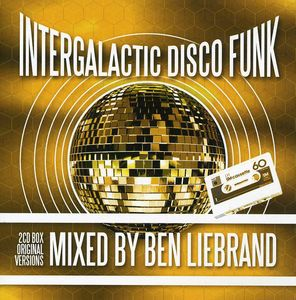 Intergalactic Disco Funk [Import]