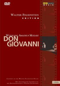 Don Giovanni: Walter Felsenstein Edition