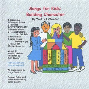 Building Character-Songs for Kids
