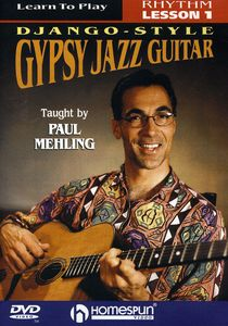 Paul Mehling: Learn to Play Django 1 - Rhythm