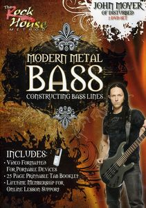 John Moyer of Disturbed: Modern Metal Bass