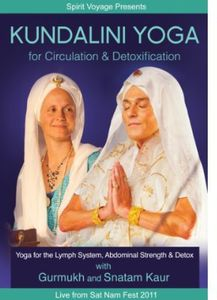 Kundalini Yoga for Circulation & Detoxification