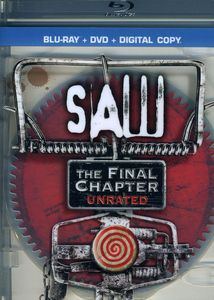 Saw: The Final Chapter [Widescreen] [Blu-ray/ DVD/ Digital Copy Combo]