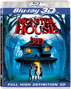 Monster House [Widescreen] [3D]