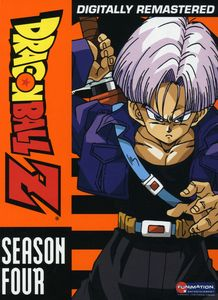 Dragon Ball Z: Season Four [Japanimation] [Remastered]