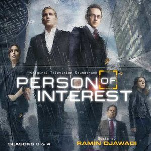 Person of Interest 3 & 4 (Original Soundtrack)