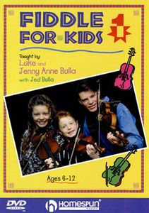 Fiddle For Kids, Vol. 1 [Instructional]