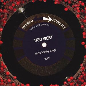 Trio West Plays Holiday Songs 2