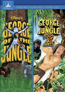 George Of The Jungle 1 and 2 [2-Movie Collection]