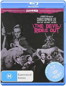 Hammer Horror-The Devil Rides Out [Import]