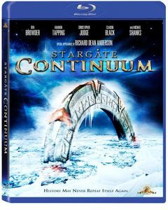 Stargate: Continuum [Widescreen] [Sensormatic] [Checkpoint]