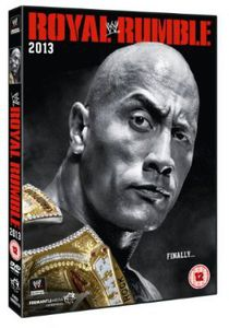 WWE : Royal Rumble 2013 [Import]