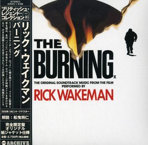 Burning [Import]