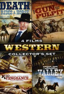 Classic Westerns Collector's Set, Vol. 3 [Full Frame]