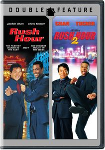 Rush Hour/ Rush Hour 2 [Final Cut] [WS] [Double Feature]