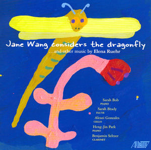 Elena Ruehr Jane Wang Considers the Dragonfly