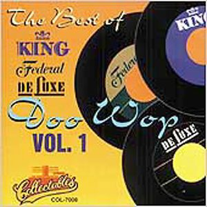 Best of King Federal & Deluxe 1 /  Various