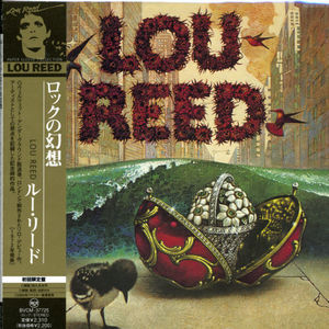Lou Reed [Limited Edition] [Mini LP Sleeve] [Import]