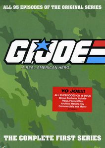Gi Joe: A Real American Hero: The Complete First Series