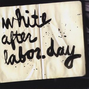 White After Labor Day