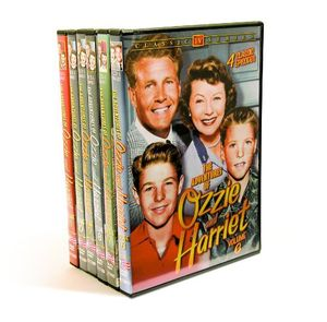 The Adventures of Ozzie & Harriet: Volumes 6-11