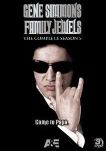 Gene Simmons Family Jewels: Season 5