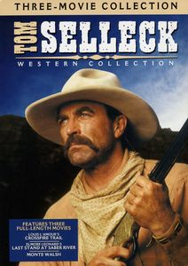 Tom Selleck Western Collection [Gift Set] [3 Pack] [Repackaged]