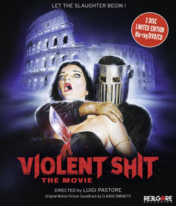 Violent Shit: The Movie