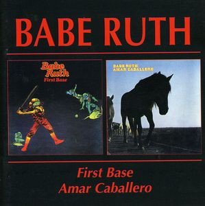 First Base /  Amar Caballero [Import]
