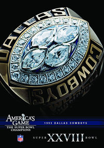 NFL America's Game: Cowboys (Super Bowl Xxviii)