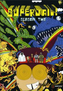 Superjail: Season Two