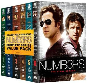 Numbers: Complete Series Pack
