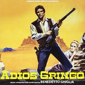 Adios Gringo (Original Soundtrack) [Import]