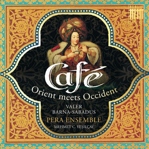Cafe: Orient Meets Occident