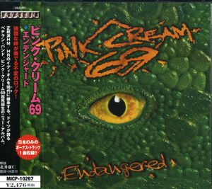 Endangered [Bonus Track] [Import]