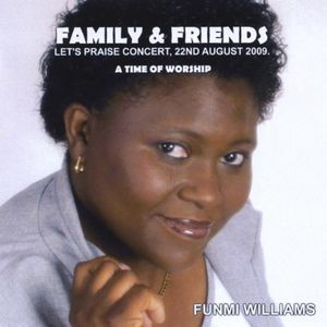 Let's Praise Concert Family & Friends