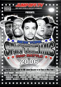 Spin Mic: New York Rap Battle 2006 Disc 2
