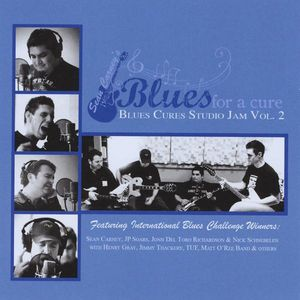 Blues for a Cure-Blues Cures 2 Studio Jam /  Various