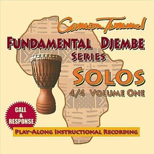 Fundamental Djembe Solos 4/ 4 1
