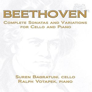 Complete Sonatas & Variations for Cello & Piano