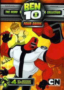 Ben 10 Classic: Four Arms