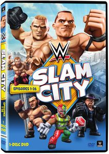 WWE: Slam City