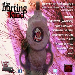 Hurting Kind Battle of the Bands Ark-La-Tex SH /  Various