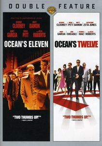Ocean's Eleven [2001]/ Ocean's Twelve [Double Feature] [Final Cut] [WS]